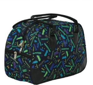 Kuber Industries Unisex Elegent Handheld Spacious Luggage Bag Travel Duffel Bag