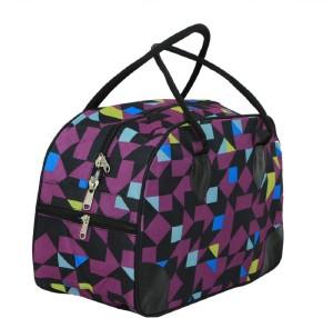 Kuber Industries Unisex Elegent Handheld Spacious Travel Duffle Luggage Bag Travel Duffel Bag