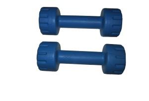 ARNAV PVC FIXED WEIGHT Fixed Weight Dumbbell