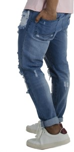 8e13a763 FUGAZEE Regular Men s Light Blue Jeans Best Price in India | FUGAZEE ...