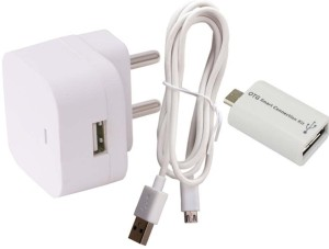 Trost Wall Charger Accessory Combo for Samsung Galaxy Star Pro S7262