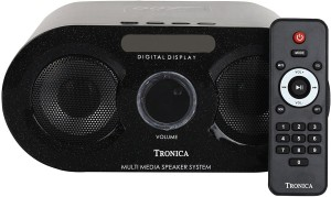 tronica 007 Stereo MP3 FM AUX PLAYER … Home Audio Speaker