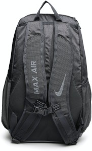 Nike Vapour Speed Training 25 L Laptop Backpack Grey Black Best ... 420587935e6b1