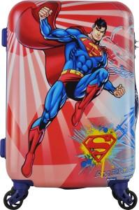 Gamme SUPERMAN KIDS LUGGAGE TROLLEY BAG Trolley