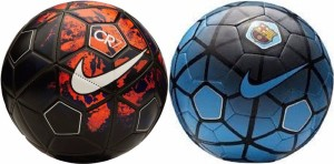 RSO Cr7 & Fcb Football -   Size: 5