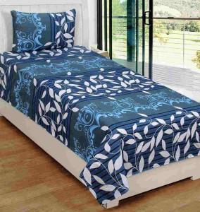 b635950da4 80 Cotton Printed Single Bedsheet Supreme Home Collective New 100 ...