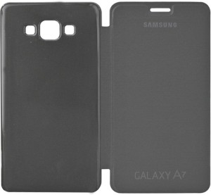 info for 901ec 6a179 COVERNEW Flip Cover for Samsung Galaxy A7 (2015)Black, Flip Cover