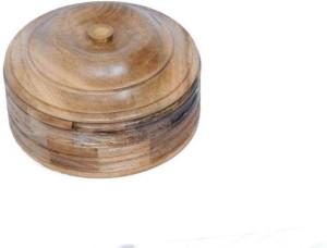 india wooden handicraft wooden chapati box Casserole