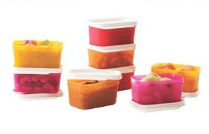 Tupperware  - 160 ml Plastic Food Storage
