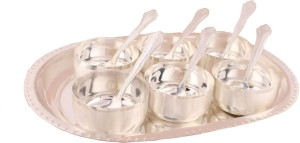Silver Wilver Silver Plated Bowl Set