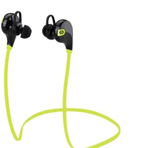 09986835cbb Fitcharge BLY Light Green Wireless bluetooth Headphones Green Black ...