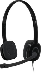 Logitech h151 Wired Headset With Mic