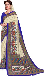Yetnik Printed Bollywood Art Silk Saree
