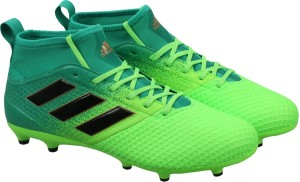 49b4c610f Adidas ACE 17 3 PRIMEMESH FG Football Shoes Green Black Best Price ...