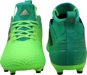 the latest 3d283 912db Adidas ACE 17.3 PRIMEMESH FG Football ShoesGreen, Black
