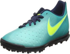 Nike Magistax Ola II TF Football Shoes Green Best Price in India ... d9387617c