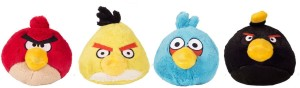 Angry Birds AB_8nos_CO4  - 9 cm