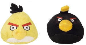Angry Birds AB_5nos_CO2_5  - 9 cm