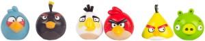 Angry Birds AB_F2pkasst_co3  - 9 cm