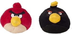 Angry Birds AB_5nos_CO2_4  - 9 cm