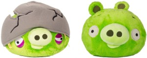 Angry Birds AB_8pigs_nos_co2  - 9 cm