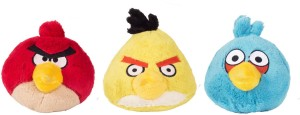 Angry Birds AB_5nos_CO3  - 9 cm