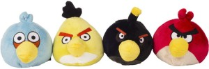 Angry Birds AB_4in1_nos_2  - 9 cm