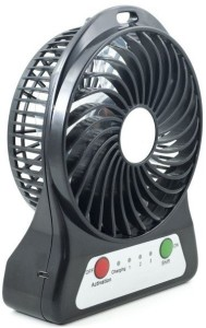 Infinity Rechargeable Usb Mini Fan JHPB-16 USB Air Freshener