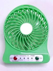 Infinity Rechargeable Usb Mini Fan JHPB-31 USB Air Freshener