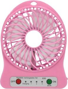Infinity Rechargeable Usb Mini Fan JHPB-37 USB Air Freshener
