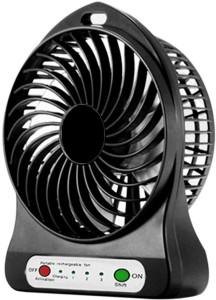 Infinity Rechargeable Usb Mini Fan JHPB-23 USB Air Freshener