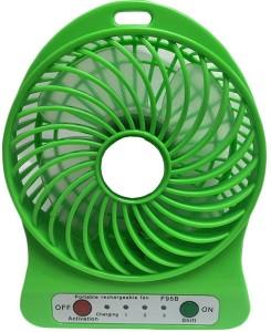 Infinity Rechargeable Usb Mini Fan JHPB-32 USB Air Freshener