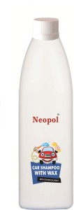 NEOPOL CAR CLEANING SHAMPOO WITH WAX (ECO FRIENDLY, HARMLESS, 100% BIODEGRABLE CERTIFIED ) Car Washing Liquid