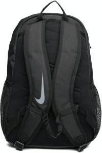 0b9f4a59eb Nike Hoops Elite Printed Football 28 L Backpack Black Best Price in ...