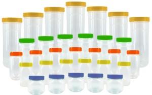 AIME AIME  - 700 ml, 300 ml, 200 ml Polypropylene Food Storage