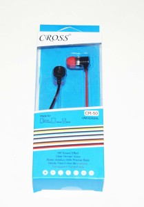 blue arrows D23 Wired Headset With Mic
