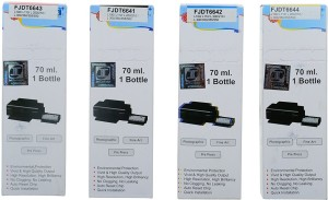 Alpha Epson L100 / L110 / L200 / L210 / L355 /L300 / L350 / L550 / L310 / L360 / L365 / L455 / L555 / L565 / L1300 Multi Color Ink