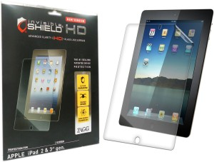 Zagg Screen Guard for Apple iPad 3