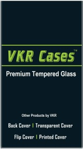 VKR Cases Tempered Glass Guard for Micromax YU Yureka Note