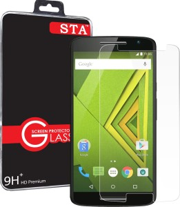 STA Tempered Glass Guard for Moto X Play