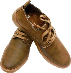 25efb39e8979b Lee Grain Men Casual Brown Shoe Brown Best Price in India