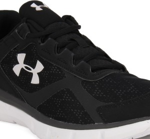 Under Armour Micro G Velocity RN Running Shoes Black Best Price in ... fed4b1adf92a