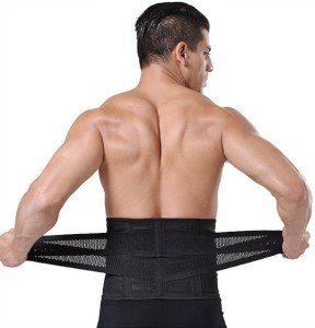 fe2aa88a506 Alistair Rivas Miss. Mr. Belt excessive sweating can take pounds and inches  off Slimming BeltBlack