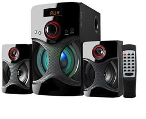 Shrih 2.1 Bluetooth Multimedia Portable Bluetooth Home Audio Speaker