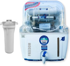 Aquagrand Plus Plus Freedom 12 L RO + UV Water Purifier