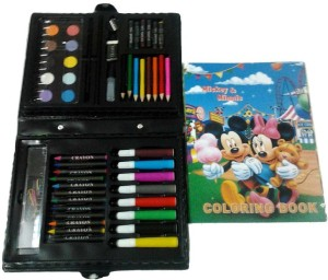 Blue Lotus 68 Pieces Mickey Mouse Art Craft Kit