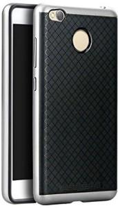 Kapa Back Cover for Mi Redmi 3S Prime
