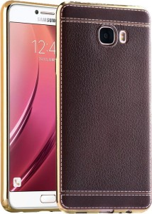 Excelsior Back Cover for Samsung Galaxy C9 Pro