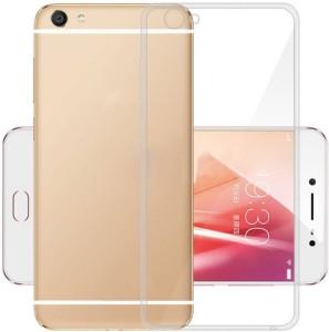 online retailer 6b295 33c29 HKS Back Cover for Vivo Y53Clear Transparent