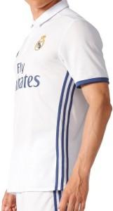 a8270682b Navex Footbal Jersey Club Real Madrid White Short Sleeve Ket L Football Kit